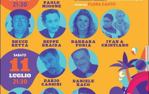 Comedy Central Tour Giulianova