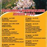 Eventi estate 2015 - Montelapiano