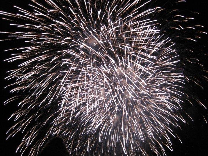 Festa Sant'Andrea Pescara - Fuochi d'artificio
