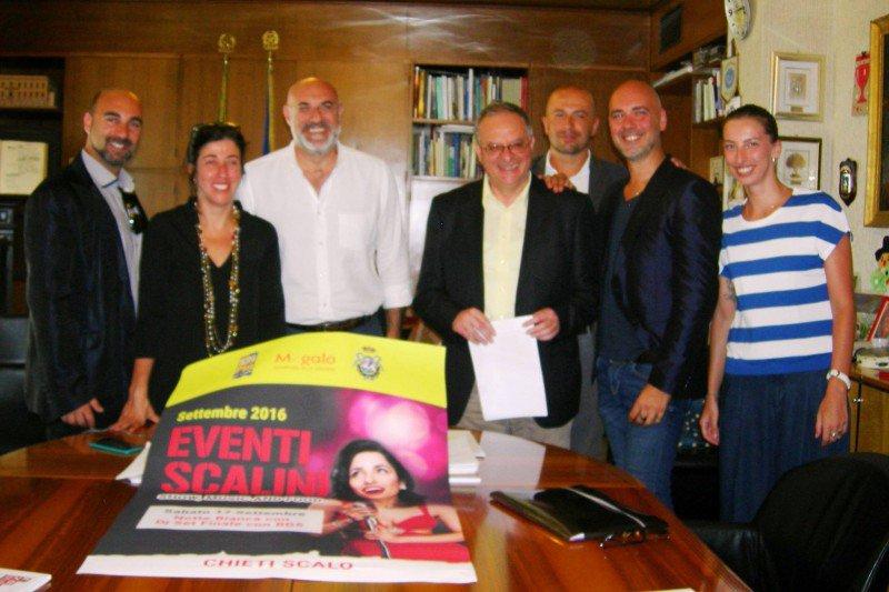Eventi Scalini 2016 - Chieti Scalo