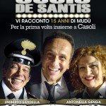 I Nomadi, Uccio De Santis e Le Orme dei Pooh a Casoli per le Feste di Santa Reparata e San Gilberto 2016 1