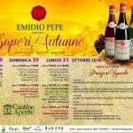 Cantine Aperte Open Day in Abruzzo il 30 e 31 ottobre 2016 5