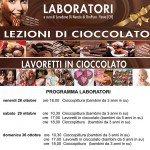 Cioccolandia a Pescara dal 28 ottobre al 1 novembre 2016 1