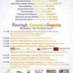 Raccogli, Conosci e Degusta 2016 con a Navelli e San Pio delle Camere 1