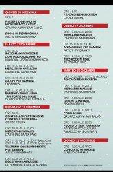 La Carovana di Babbo Natale a San Salvo dal 17 al 22 dicembre 2016 1