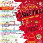 Very Merry Christmas: il programma degli eventi natalizi 2016 del Centro L'Arca di Spoltore