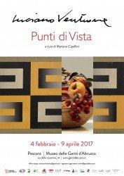 Mostra di Luciano Ventrone presso il Museo delle Genti d'Abruzzo di Pescara dal 4 febbraio 2017