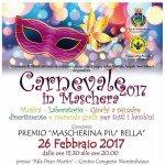 Carnevale in Maschera 2017 a Montesilvano