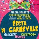 Festa di Carnevale a Pescara il 26 febbraio 2017