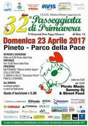 Mutignano in Fiore e 32ª Passeggiata di Primavera il 23 aprile 2017