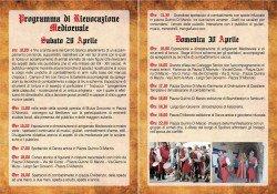 Il Fascino del Medioevo a Spoltore il 29 e 30 aprile 2017 1