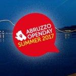 Abruzzo Open Day Summer 2017 dal 27 maggio al 4 giugno