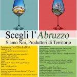 Cantine Aperte 2017 in Abruzzo il 27 e 28 maggio: tutti gli eventi 1