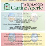 Cantine Aperte 2017 in Abruzzo il 27 e 28 maggio: tutti gli eventi 22