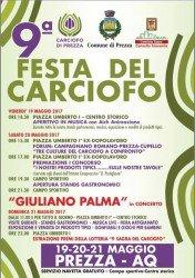 Festa del Carciofo  2017 a Prezza con il concerto di Giuliano Palma 1