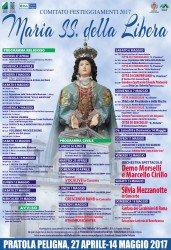 Festa della Madonna della Libera 2017 a Pratola Peligna: concerto di Silvia Mezzanotte, Demo Morselli e Marcello Cirillo 1