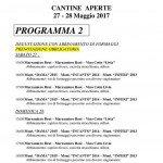 Cantine Aperte 2017 in Abruzzo il 27 e 28 maggio: tutti gli eventi 17