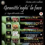 """Sagra delle antiche ricette """"Granitte 'nghì' la fave"""" a Morro d'Oro dal 1° al 4 giugno 2017"""