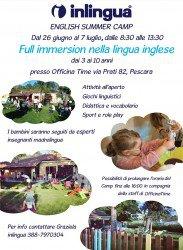 Summer Camp Kids: un campus estivo bilingua per bambini dai 3 ai 6 anni a Pescara 1