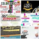 Eventi in Abruzzo dal 1° al 3 settembre 2017