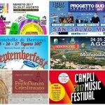 Eventi in Abruzzo dal 25 al 27 agosto 2017
