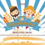Abruzzoktoberfest a Pescara dal 27 al 31 ottobre 2017