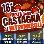 Festa della Castagna 2017 a Intermesoli di Pietracamela il 22 ottobre