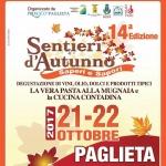 Sentieri d'Autunno 2017 a Paglieta il 21 e 22 ottobre