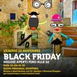 Black Friday al Borgo d'Abruzzo il 24 novembre 2017