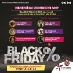 Black Friday 2017 al Centro Commerciale Gran Sasso