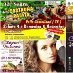 Eventi in Abruzzo dal 3 al 5 novembre 2017