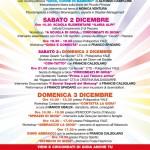 Festival della Gioia a Pescara dall'1 al 3 dicembre 2017 1