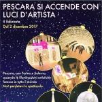 Luci d'Artista 2017 a Pescara