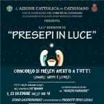 Presepi in Luce 2017 a Catignano: concorso aperto a tutti!