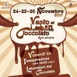 Vasto al Cioccolato dal 24 al 26 novembre 2017