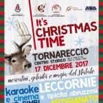 Mercatini di Natale a Tornareccio il 17 dicembre 2017