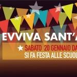 Evviva Sant'Antonio a Colledimezzo il 20 gennaio 2018