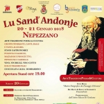 Festa di Sant'Antonio a Nepezzano il 20 e 21 gennaio 2018