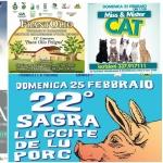 Eventi in Abruzzo dal 23 al 25 febbraio 2018