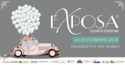 Exposa 2018: Fiera degli Sposi a L'Aquila
