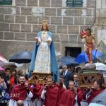 Pasqua 2018: La Madonna che Vola ad Introdacqua