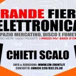 Fiera dell'Elettronica a Chieti Scalo il 7 e l'8 aprile 2018