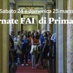Giornate FAI di Primavera: i luoghi aperti in Abruzzo il 24 e 25 marzo 2018
