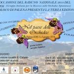 Nel Paese delle Orchidee a Palena il 1° e 2 giugno 2018