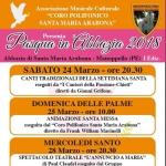 Pasqua in Abbazia 2018: S. Maria Arabona Protagonista di Musica e Teatro