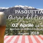 Pasquetta 2018 al Birrificio Maiella di Pretoro