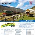 Treno della Foresta da Sulmona a Carovilli il 29 aprile 2018