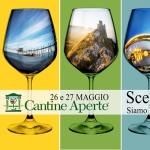 Cantine Aperte 2018 in Abruzzo il 26 e 27 maggio