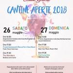 Cantine Aperte 2018 in Abruzzo il 26 e 27 maggio 21