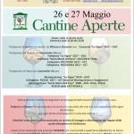Cantine Aperte 2018 in Abruzzo il 26 e 27 maggio 22